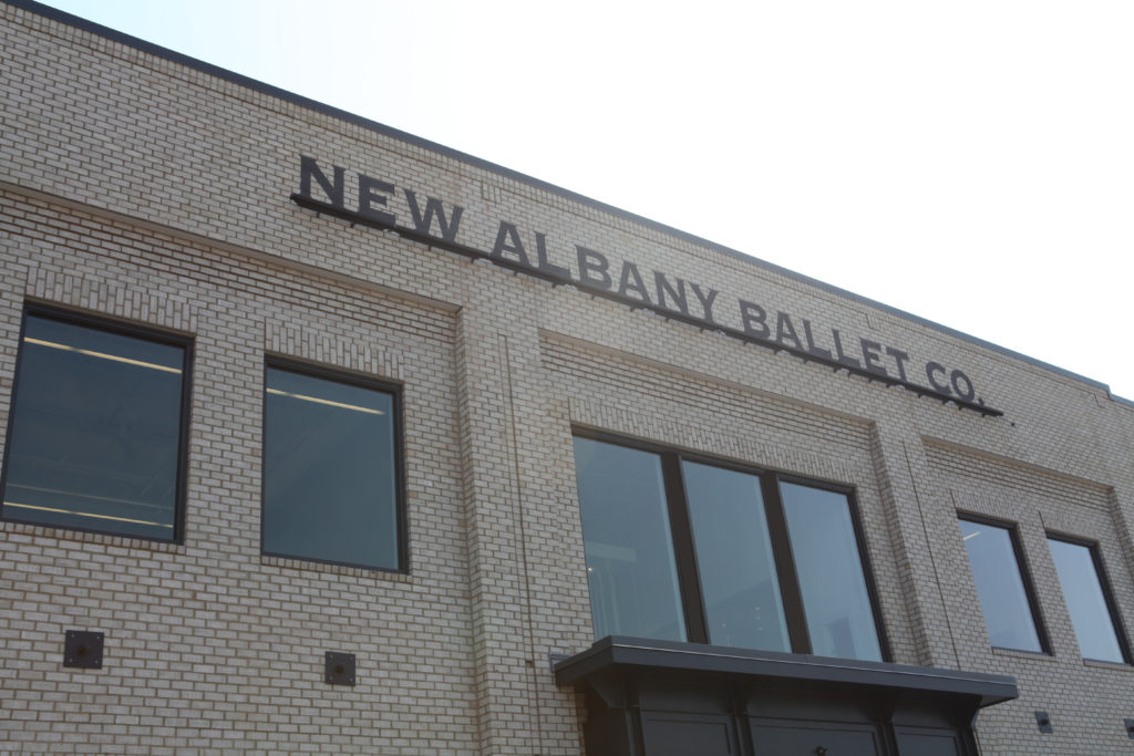 The New Albany Ballet Company