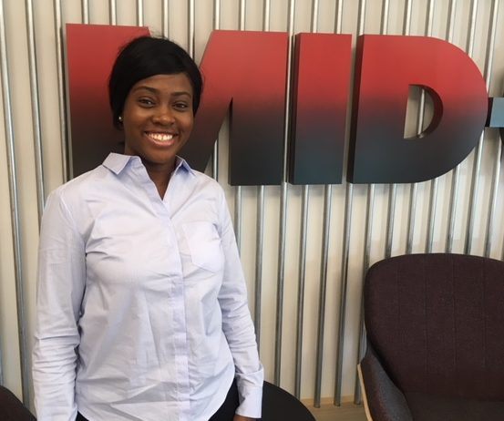 Mid-City Hires Wright State Engineering Student for Summer Internship